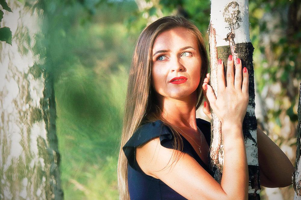 Березки)) - Татьяна