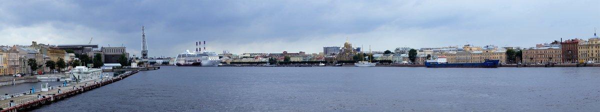 Невская панорама - Ирина Шурлапова