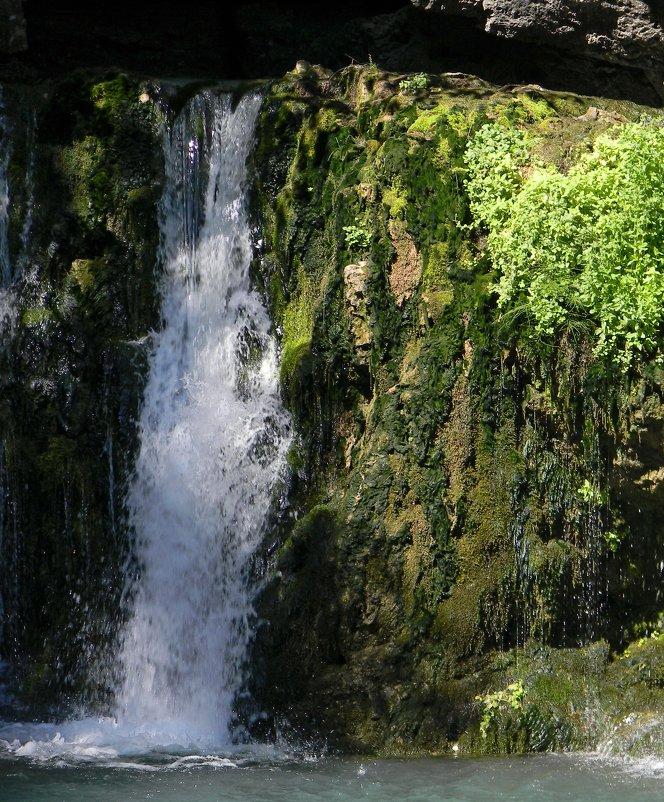 Водопад Атыш - Вера Щукина