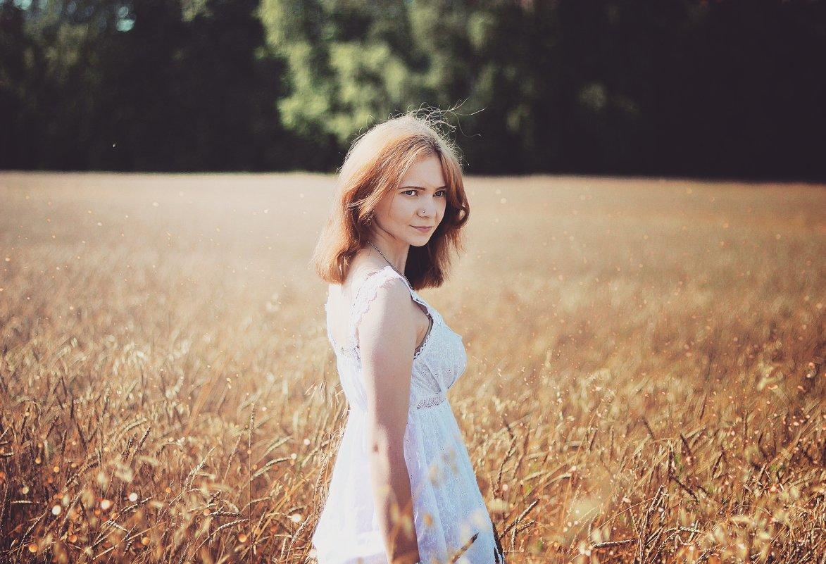 поле - Катя Катерина