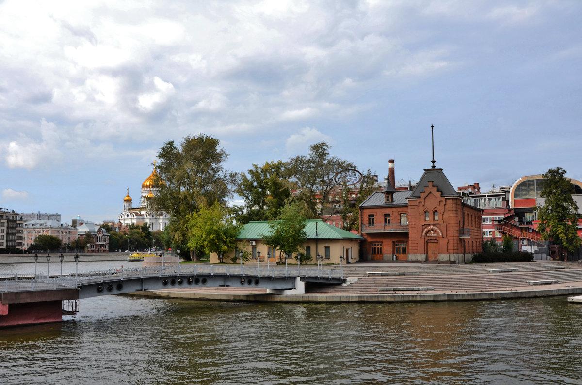Бывший Императорский московский речной яхт-клуб. - Oleg4618 Шутченко
