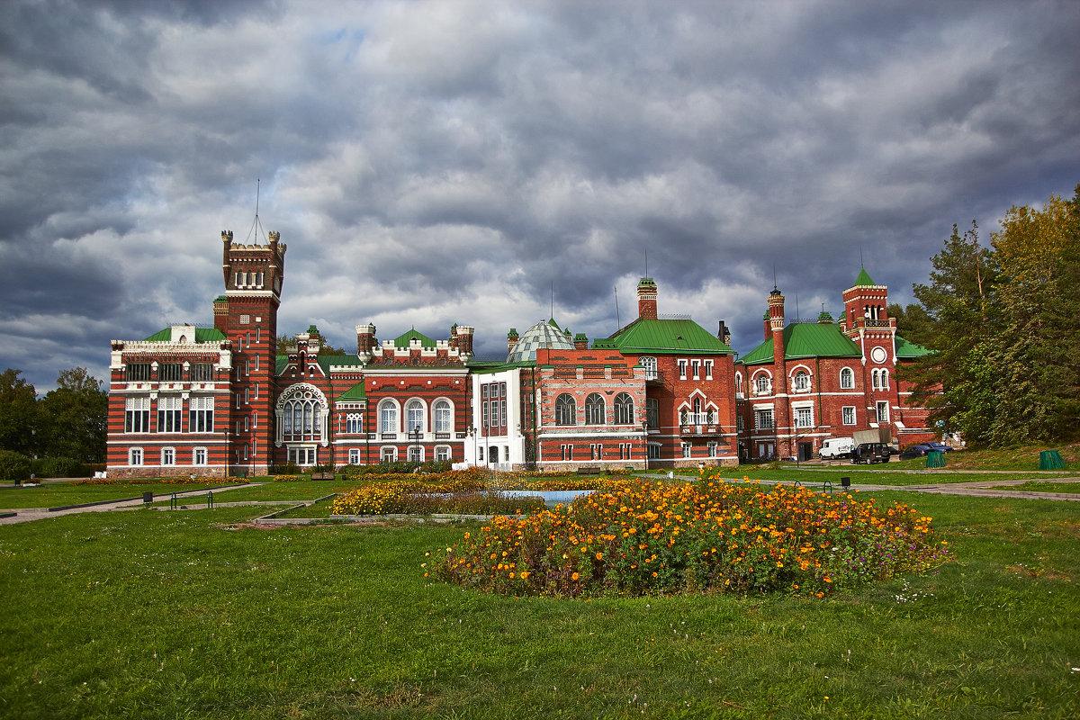 замок Шереметьева - Седа Ковтун