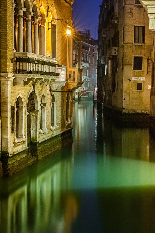 Обычный венецианский вечер - Ксения Исакова