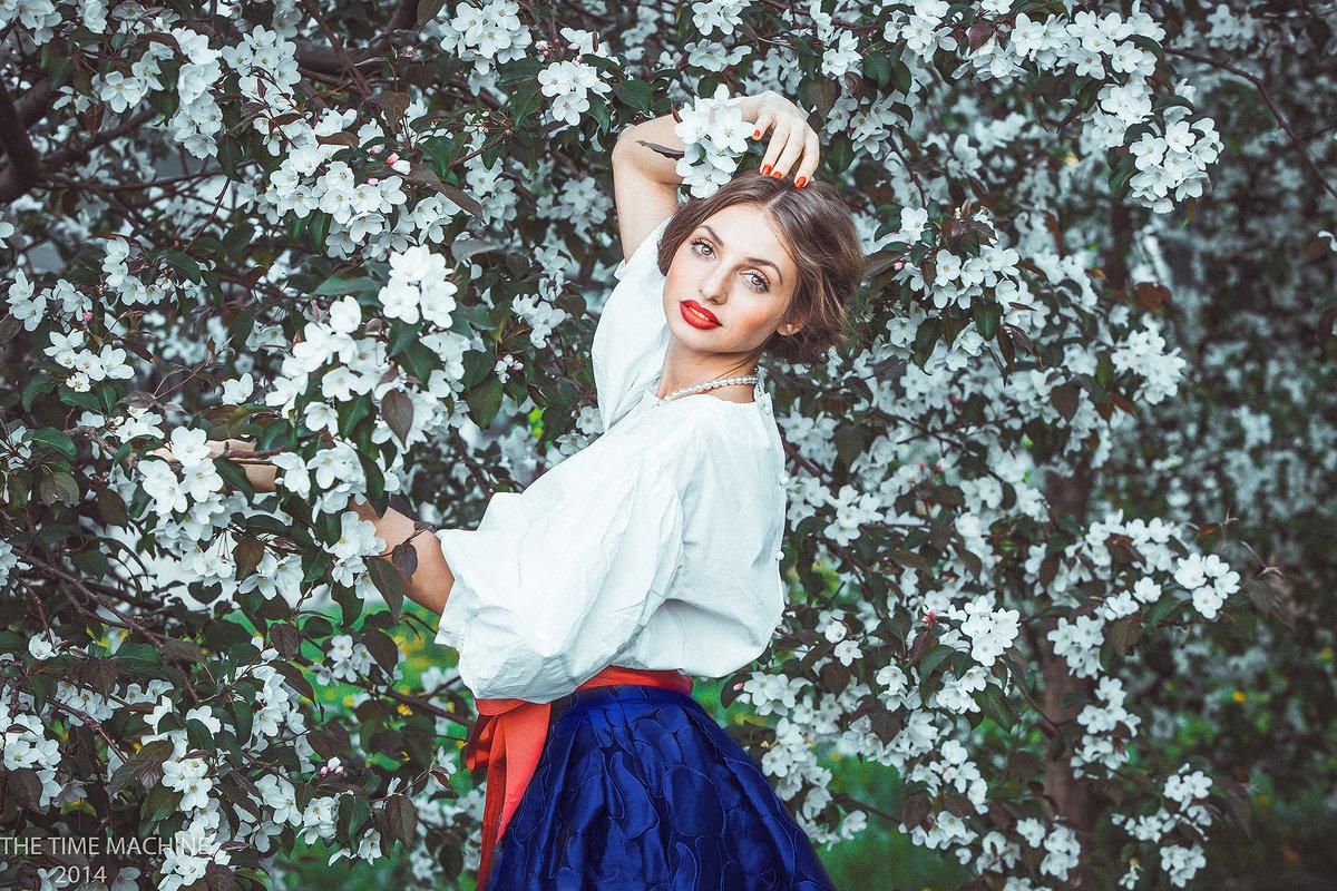 Весна - михаил шестаков
