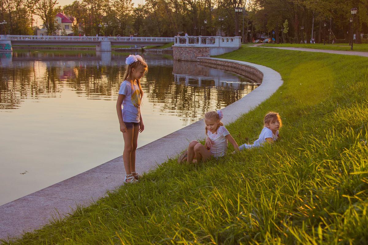 закат первого сентября - Ольга Адаменко