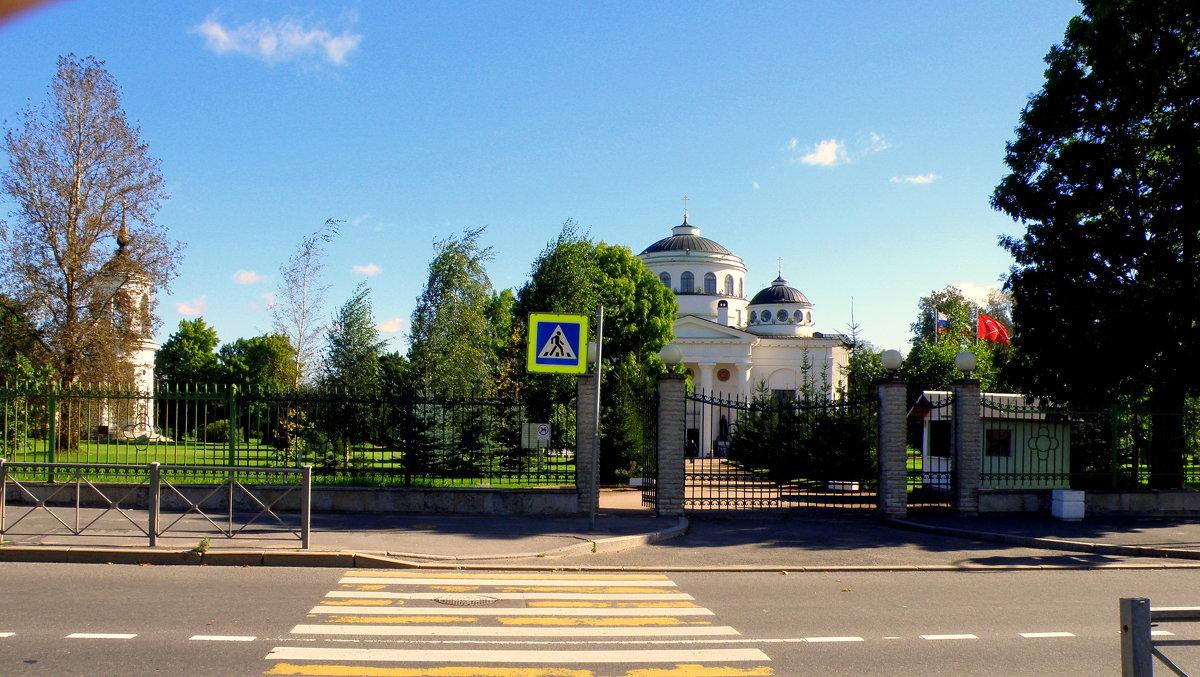 У Софийского собора  /6/ - Сергей