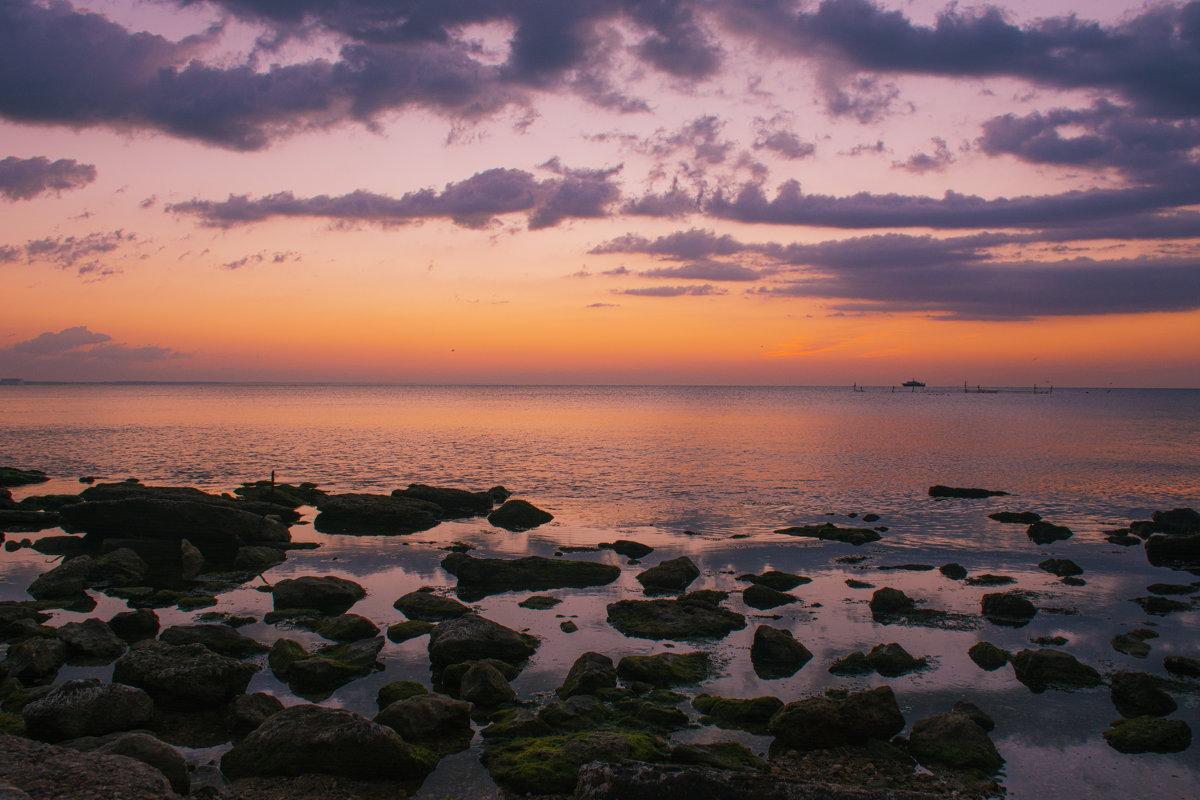 утро на море - Эдуард Тищенко