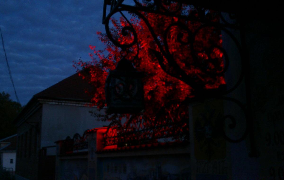 Красный свет - youry