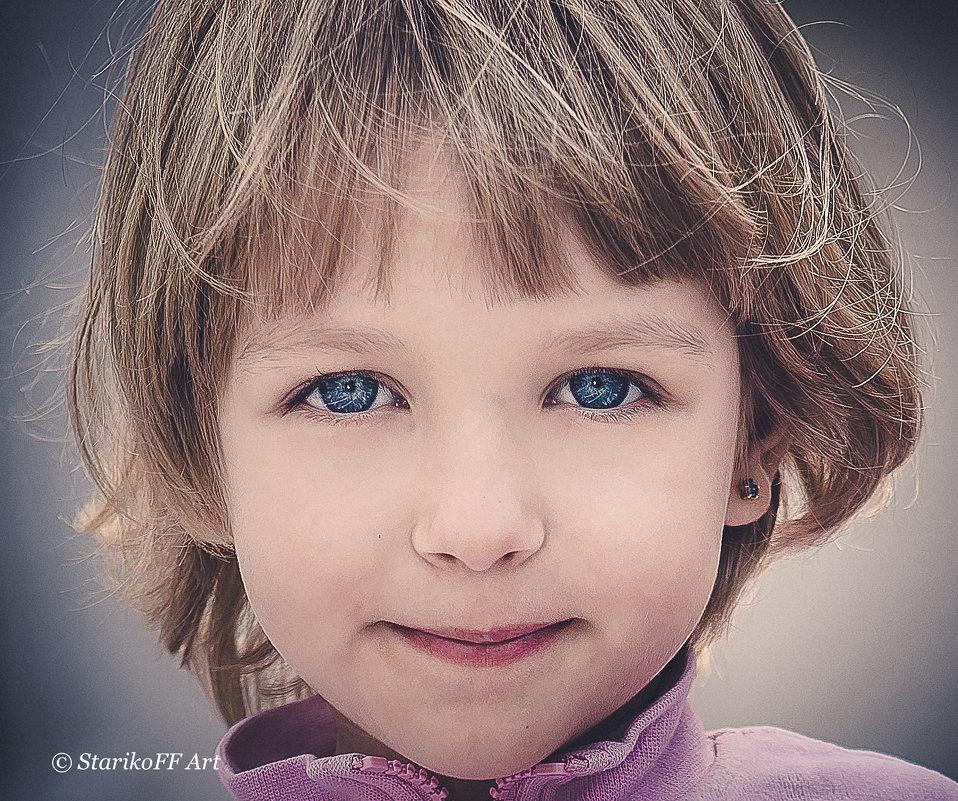 детские глаза - Максим