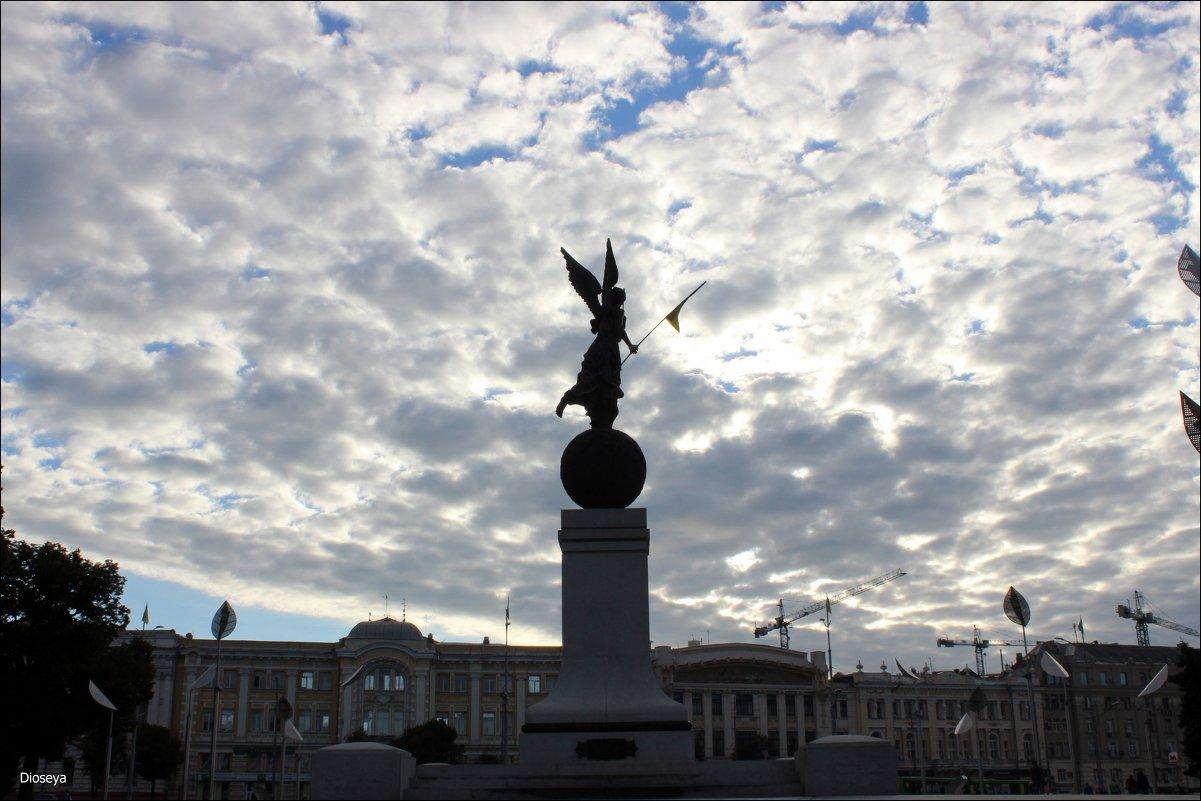 Площадь  Конституции - Татьяна Пальчикова