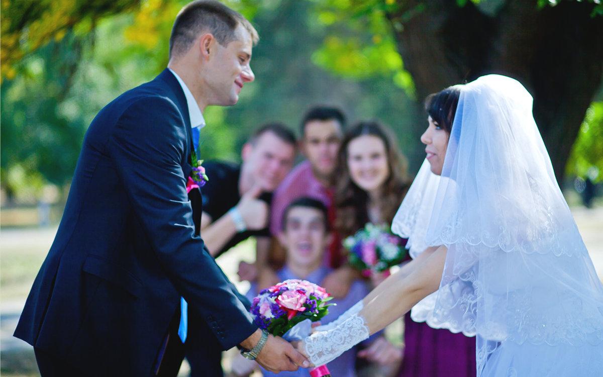 свадьба - ВЛАДИМИР Бойко