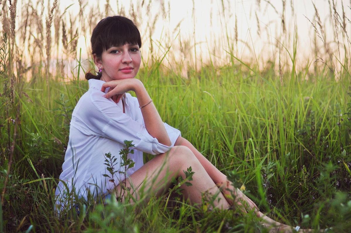 теплый летний вечер - Алёна Тарханова
