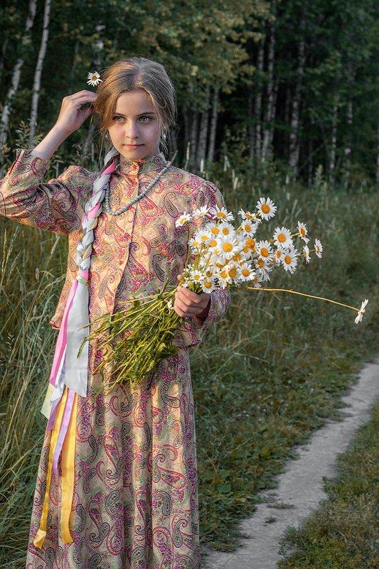 Здравствуй, лето дорогое! - Ирина Данилова
