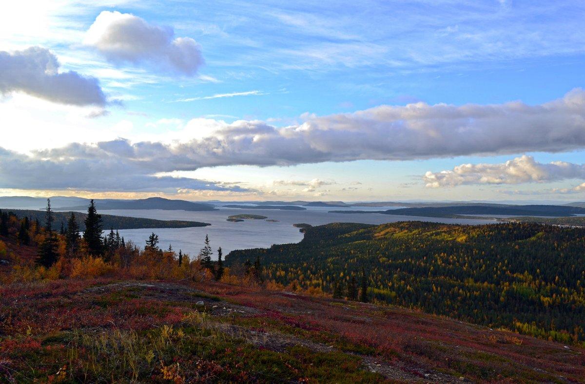 Осень на Лысой горе - Ольга