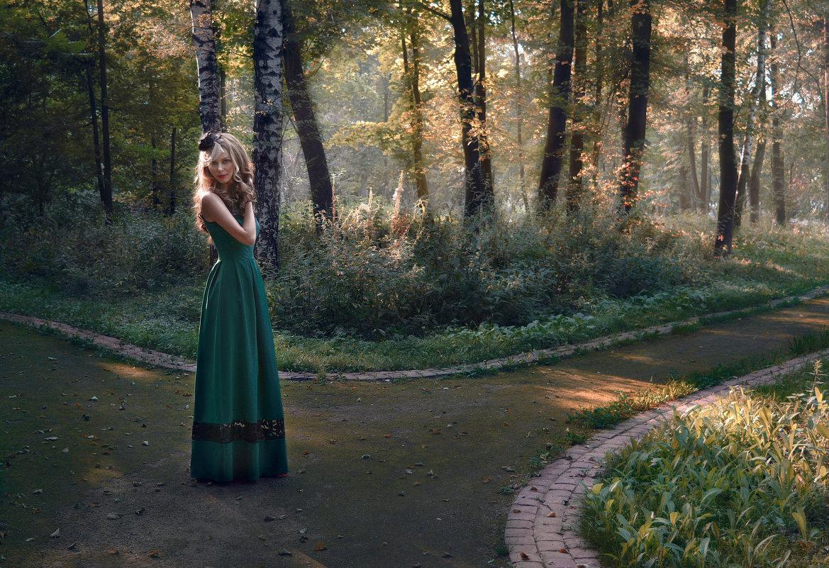 В лесу - Елена Ельцова