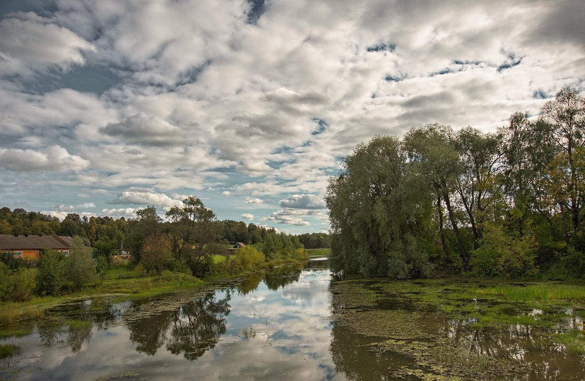 В ту теплую осень - Владимир Макаров