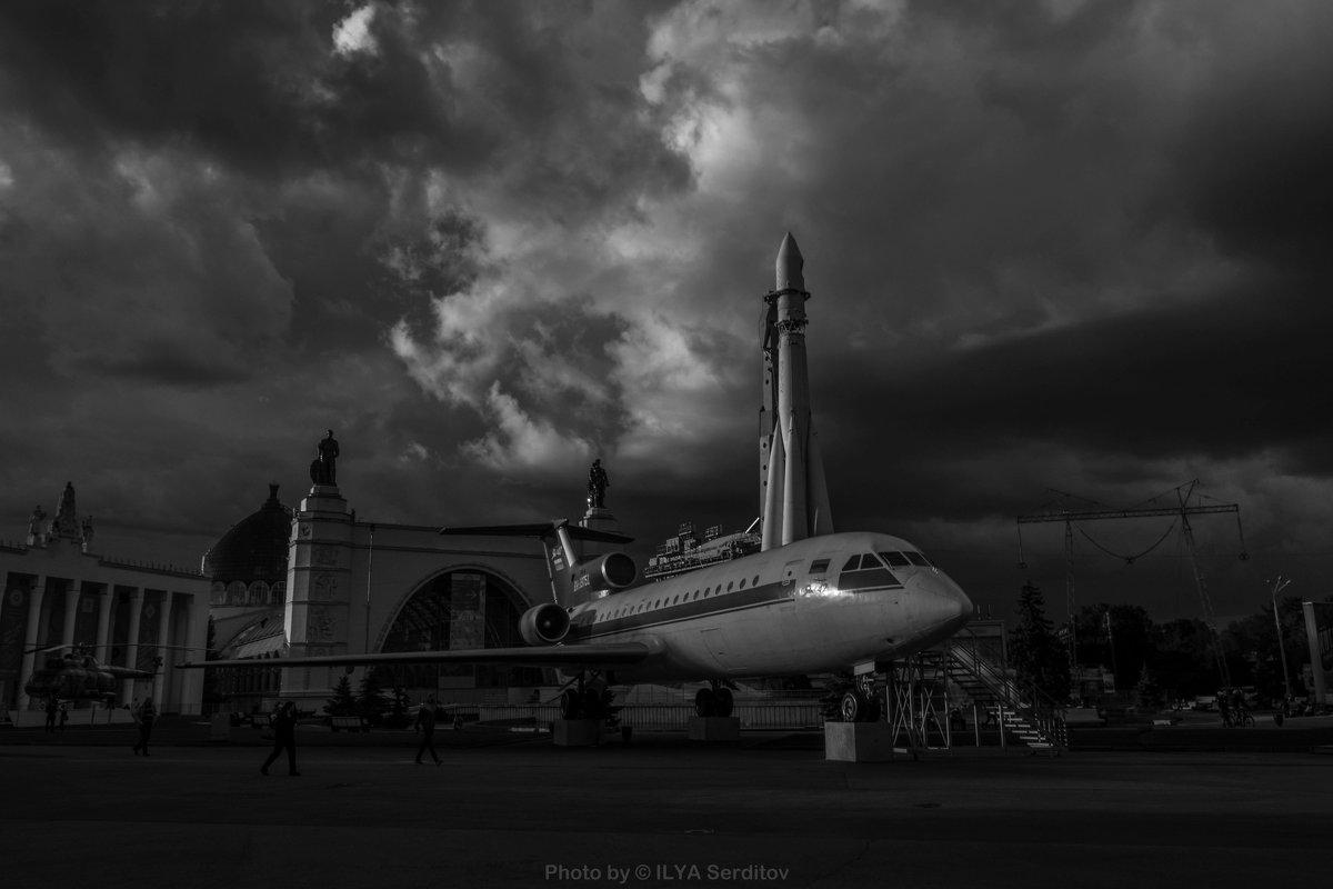 Перед грозой - Илья Сердитов