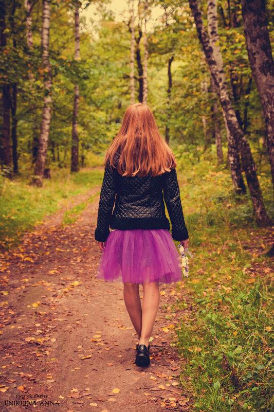 Осень, мы идем к тебе)) - Anna Enikeeva