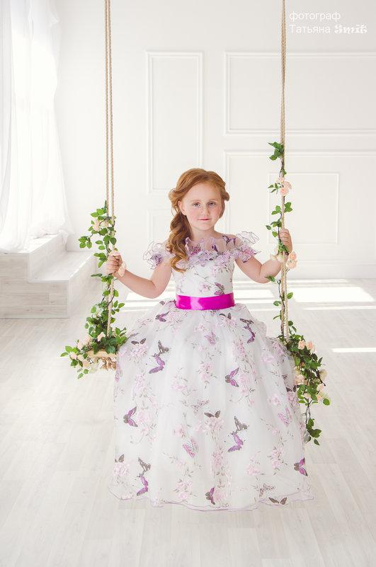 Маленькая леди - Tatyana Smit