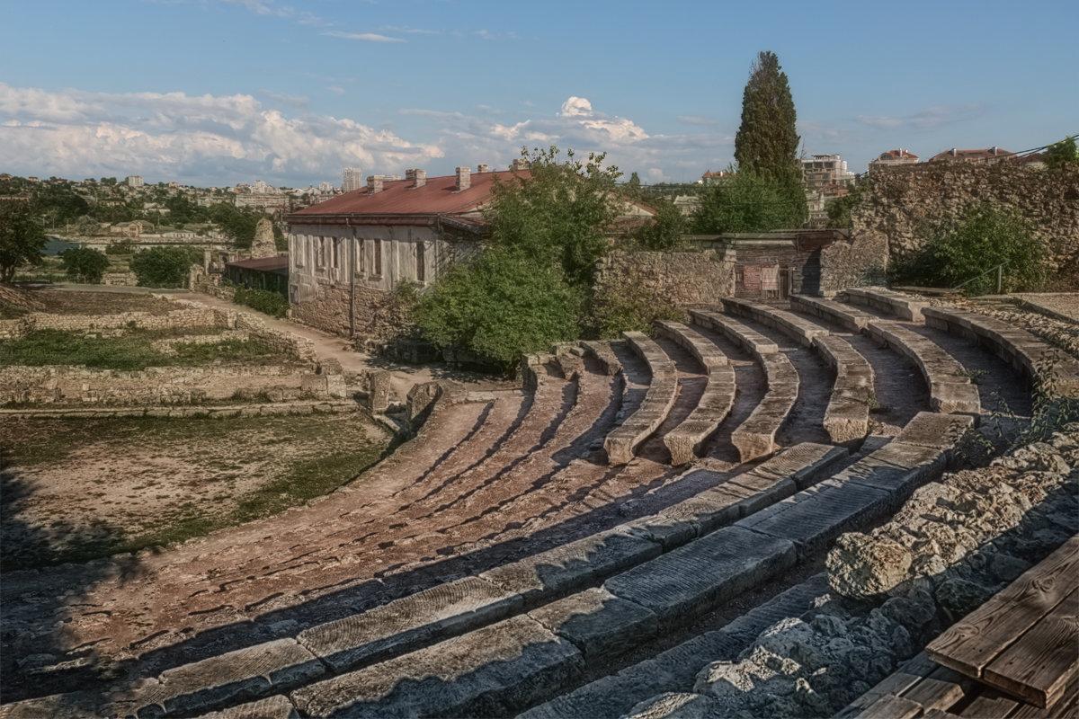 Херсонесский театр - Олег Фролов