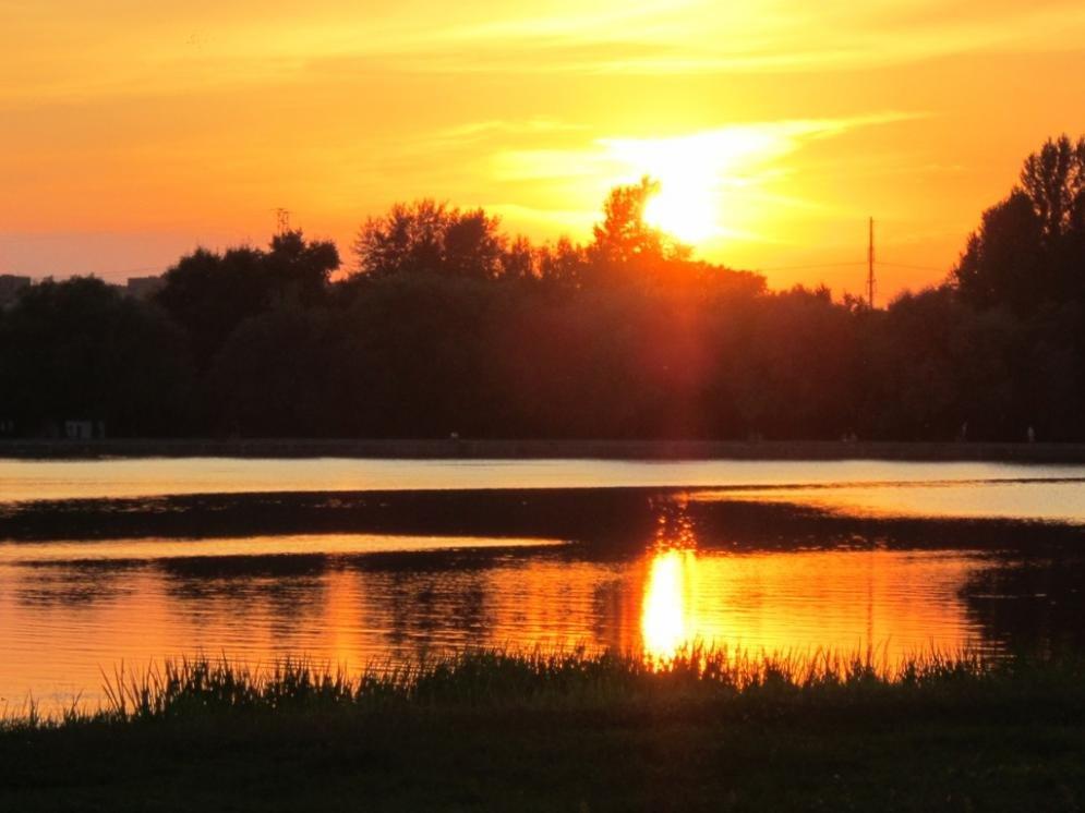 На закате - Дмитрий Никитин