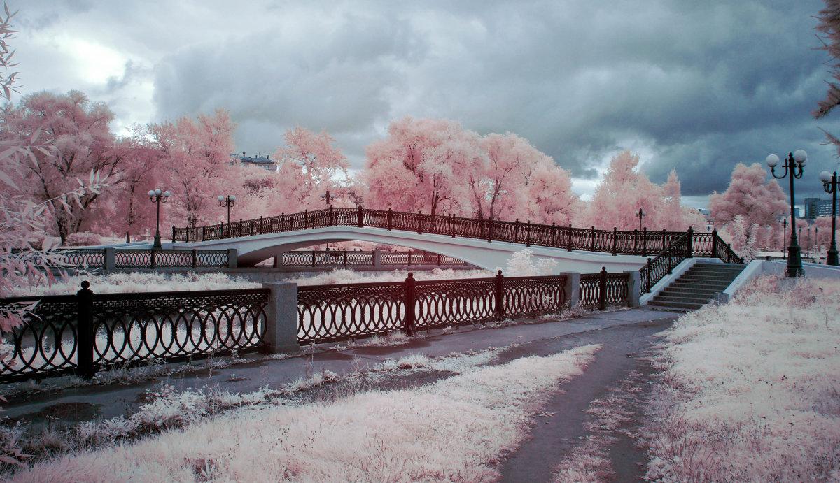 Мост через Яузу - Андрей Воробьев