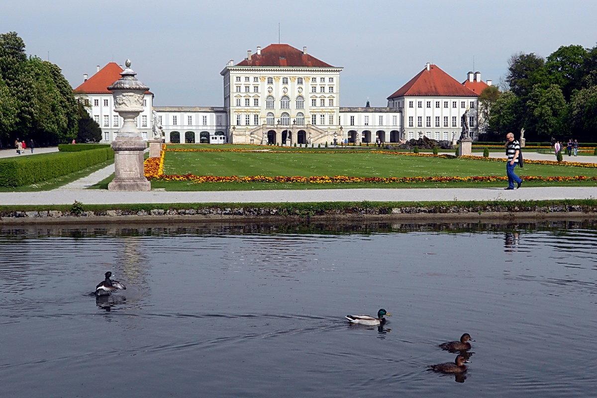 Нимфенбургский дворец. - Елена Пономарева