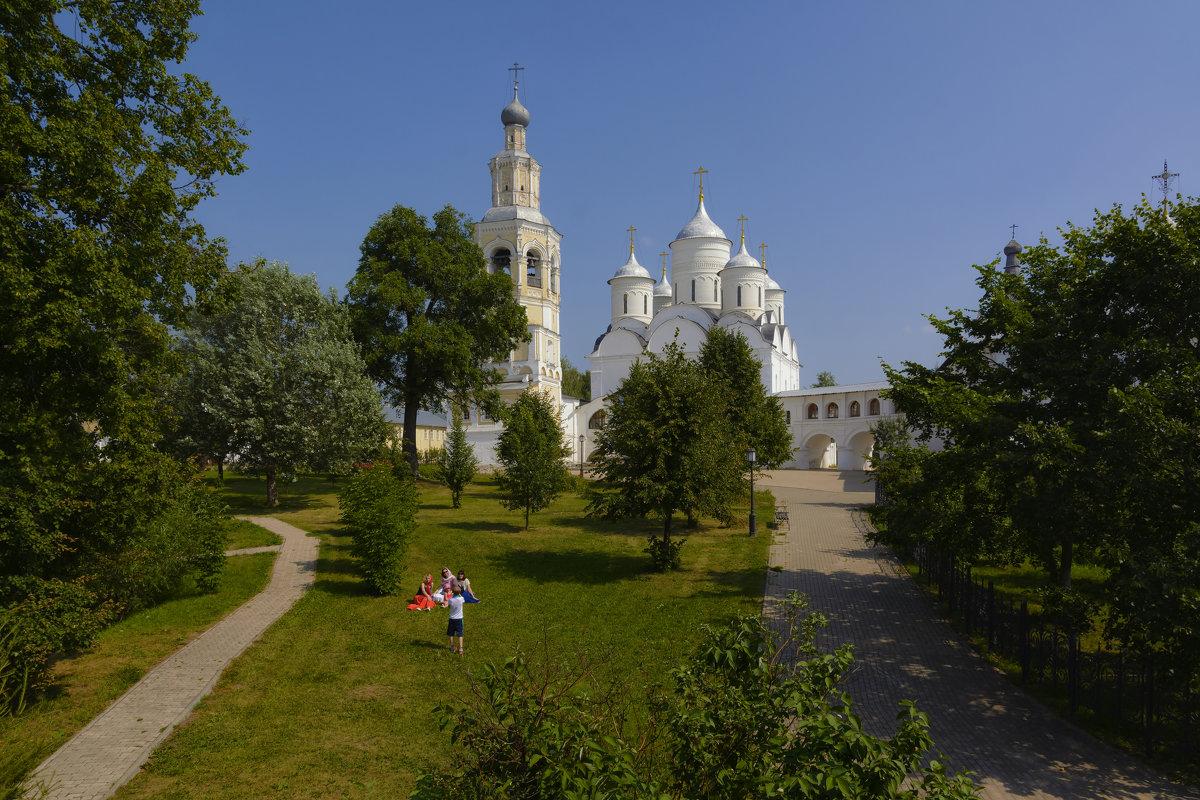 райский сад - Moscow.Salnikov Сальников Сергей Георгиевич