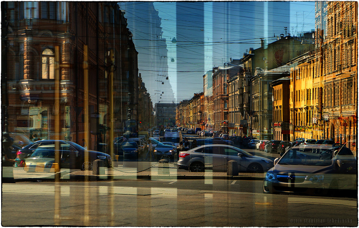 My magic Petersburg_02138 - Станислав Лебединский