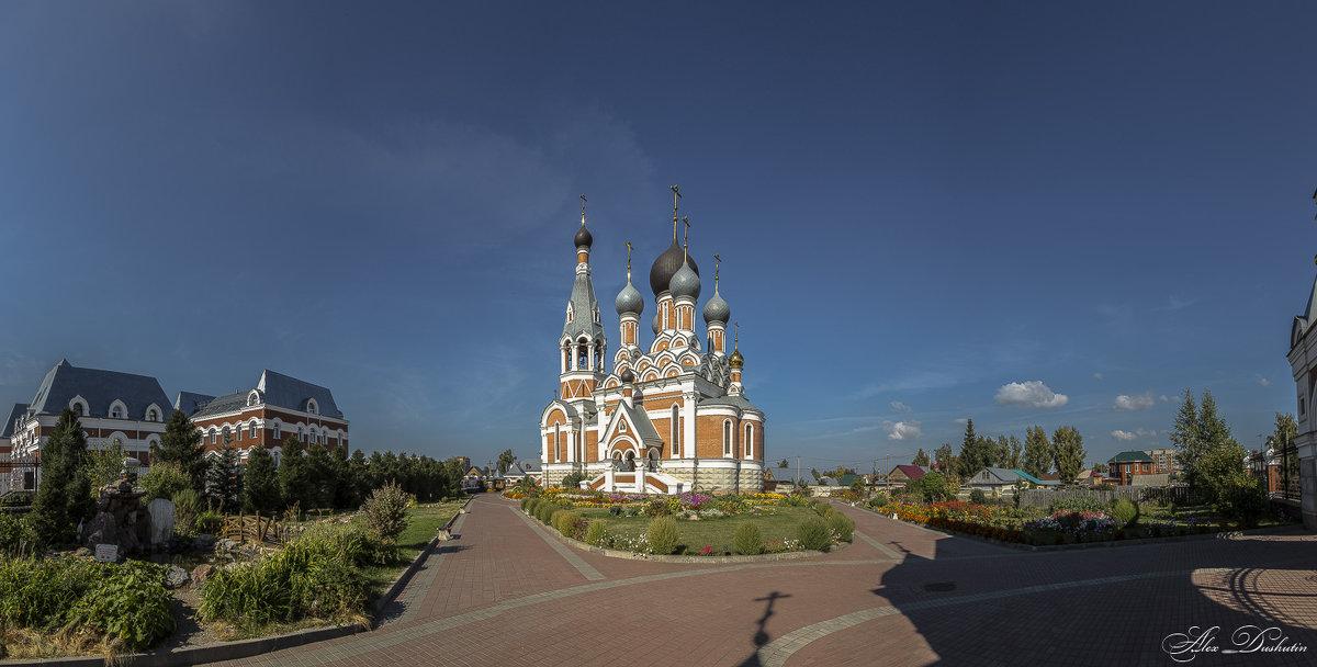 Бердск, Преображенский Кафедральный Собор - Alex Dushutin