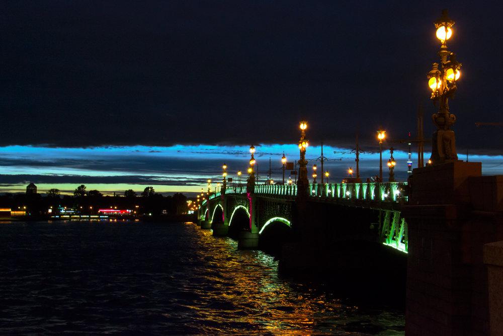 Троицкий мост - Юлия Зеленкова
