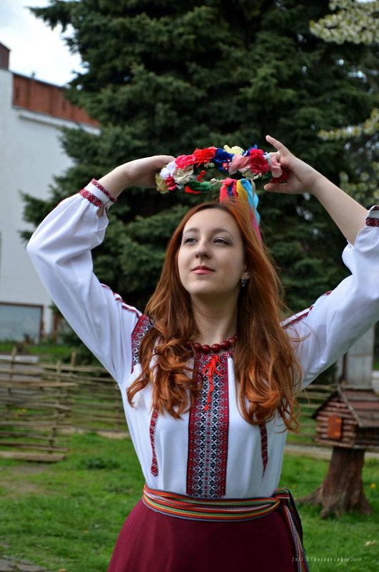 Ukrainian - Юлия Савицкая