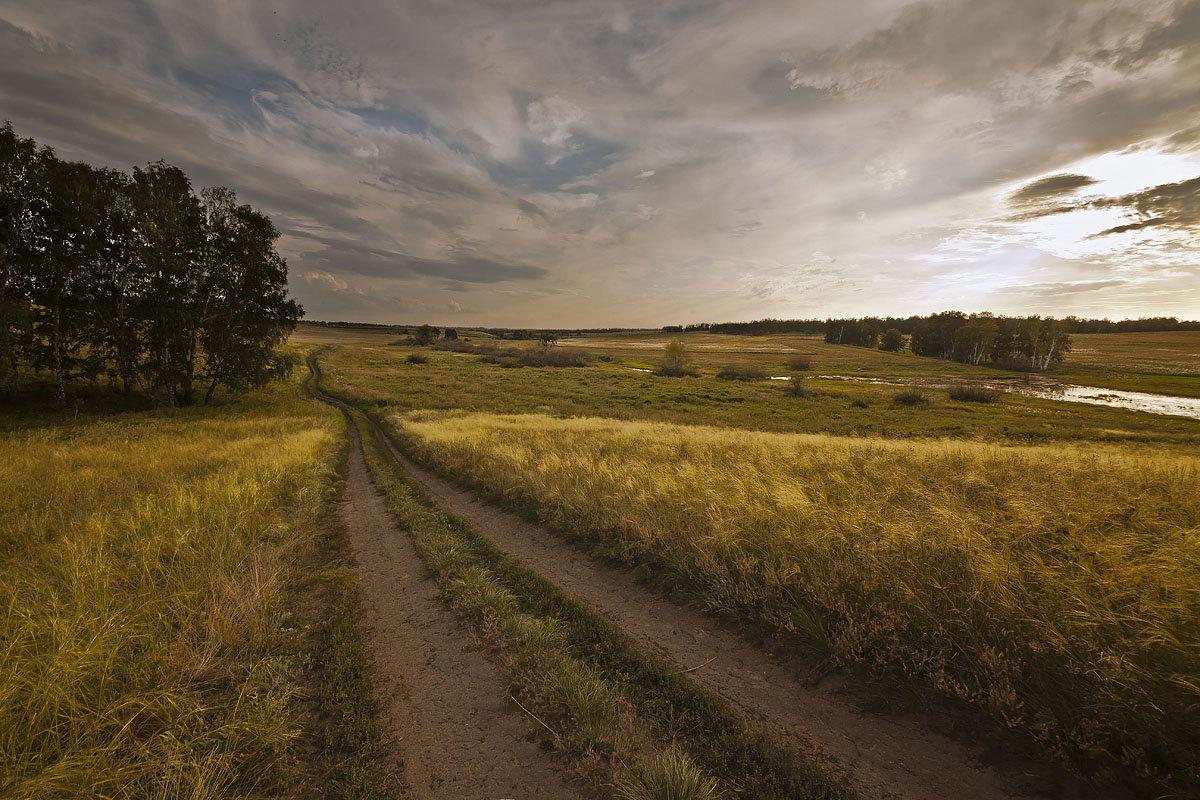 У дороги полевой 4 - Сергей Жуков