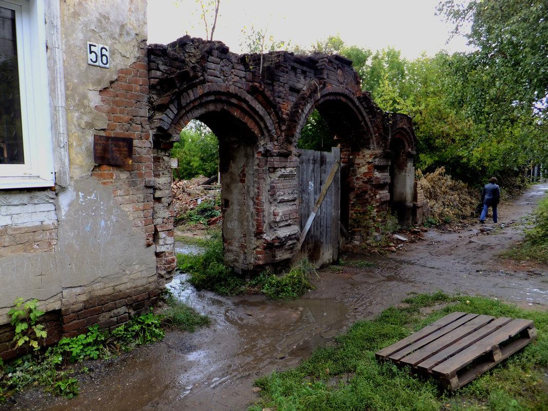 Ворота - Алексей Golovchenko