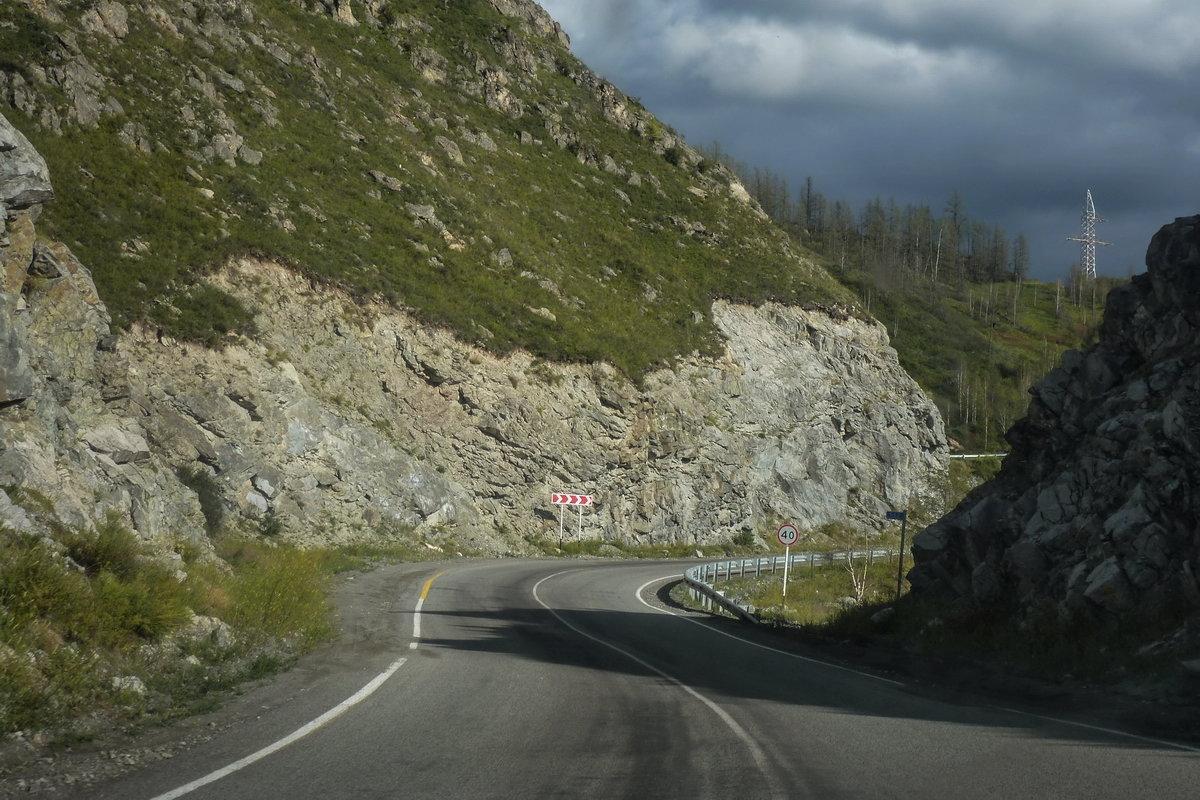 Перевал Чике-Таман. Серпантин - Виктор Четошников