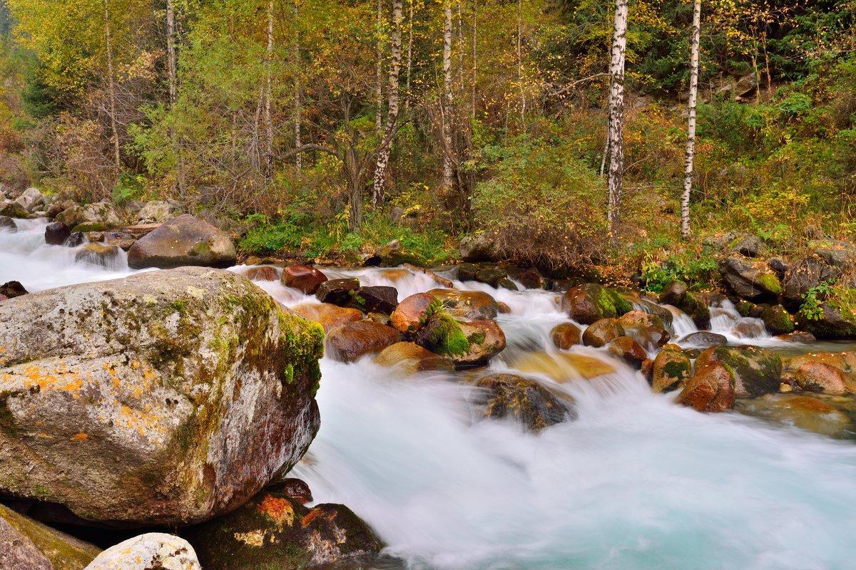 Осень в горах - Андрей Гомонов
