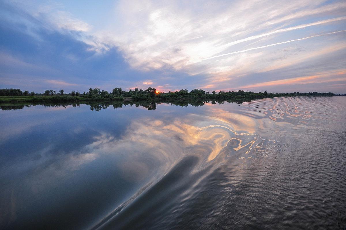 Закат на Белой - Сергей Тагиров