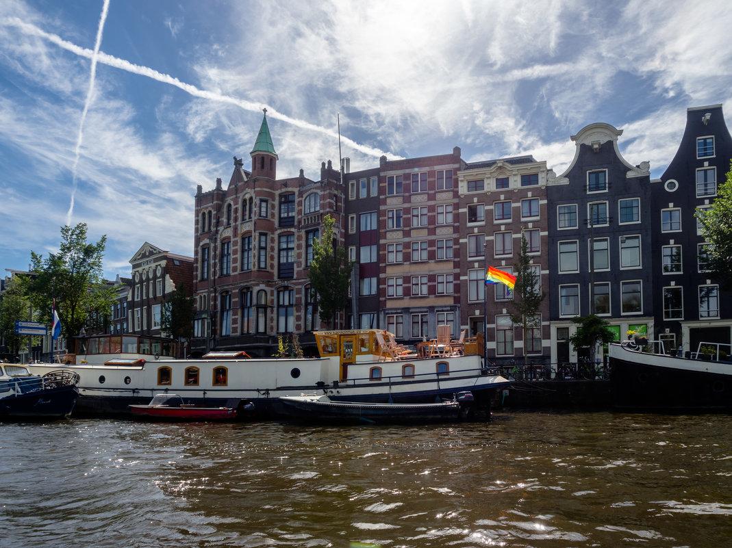 Каналы Амстердама - Witalij Loewin