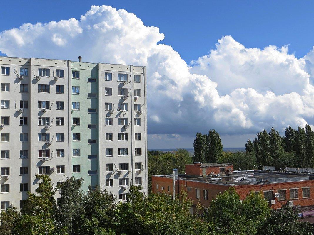Куда плывут по небу облака? - Татьяна Смоляниченко