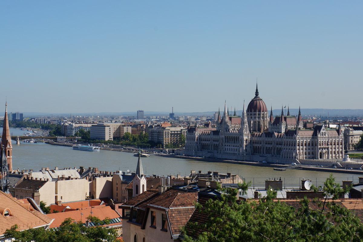 Будапешт - Алёна Савина