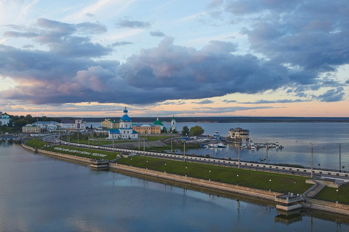 залив Чебоксары - Седа Ковтун