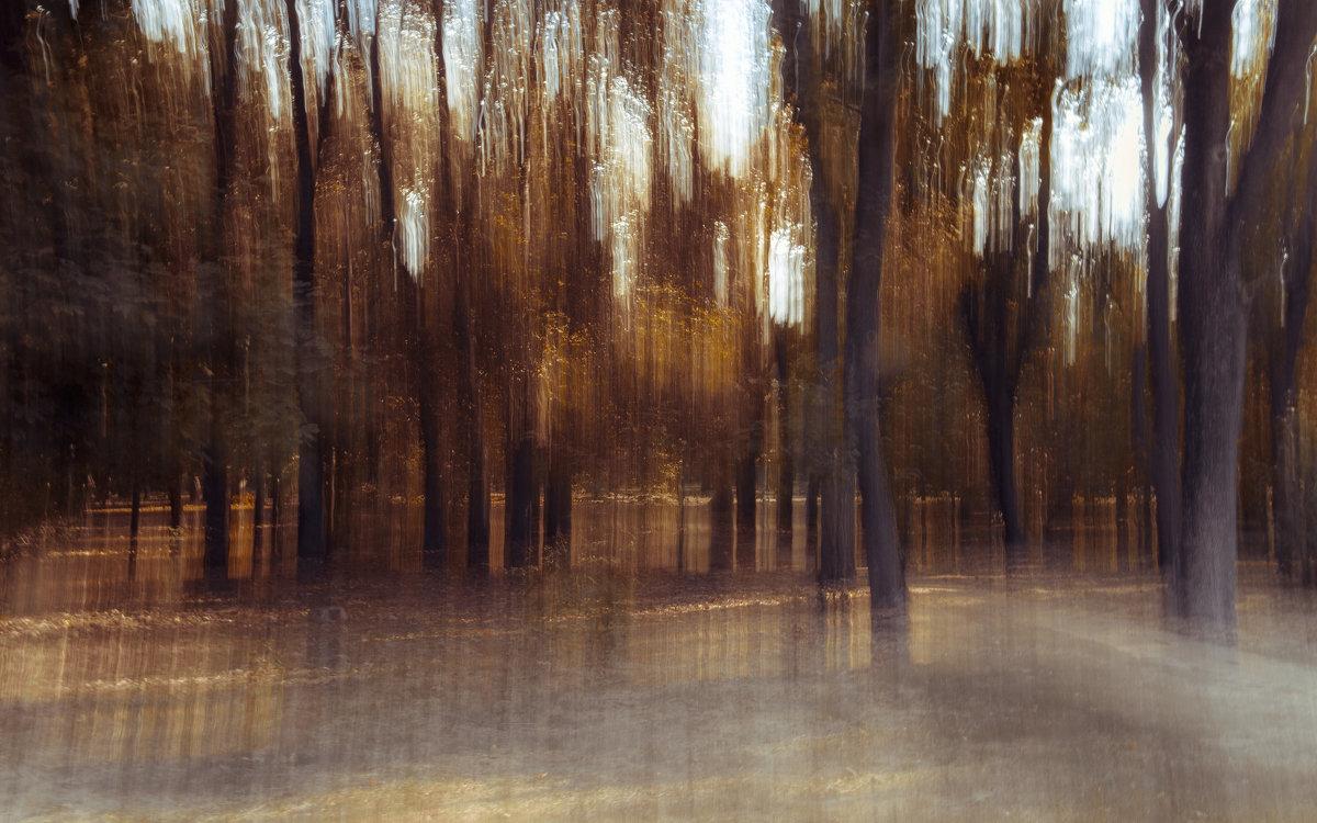 Осень.. - Yuriy Puzhalin