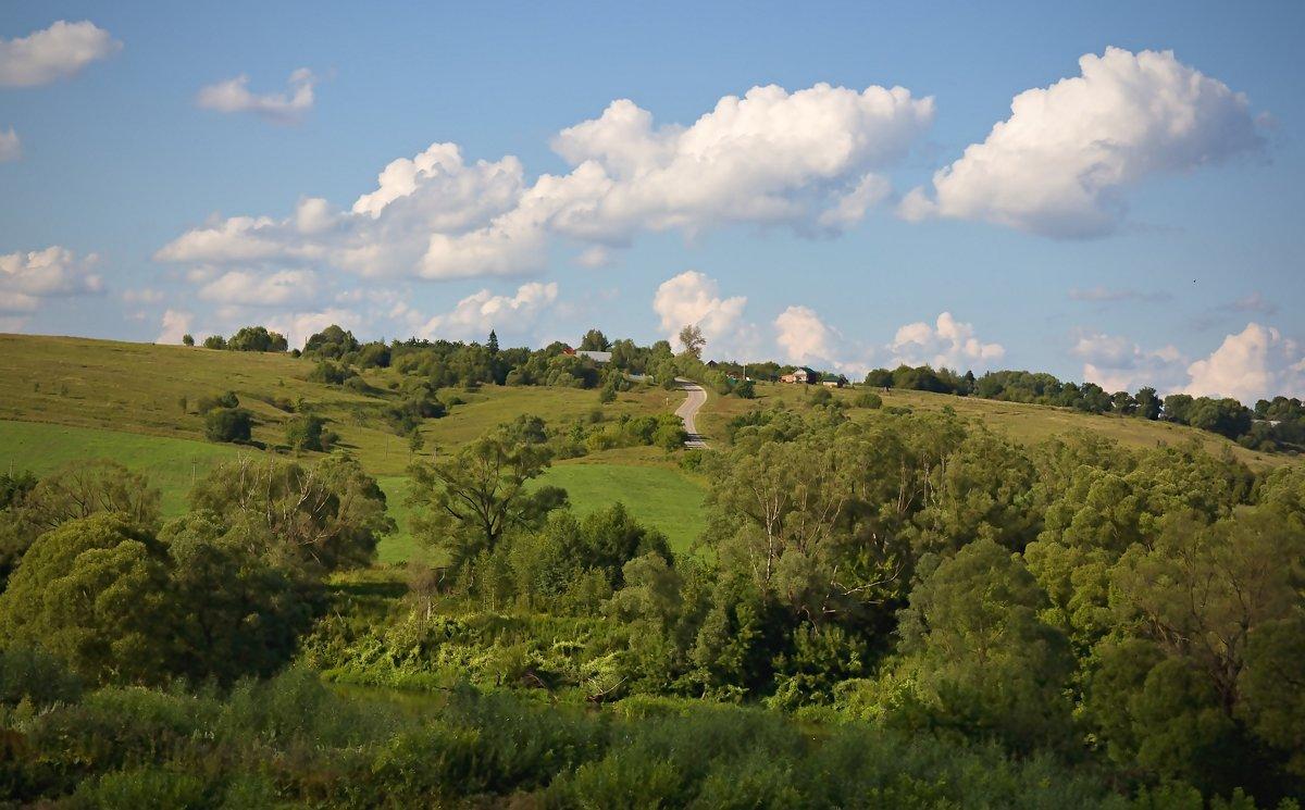 На холме - Константин