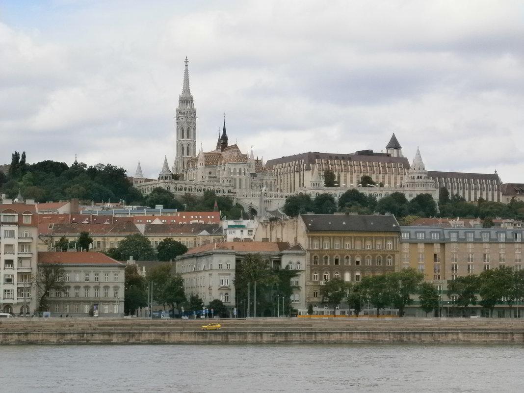 Хмурое утро... Будапешт - Алёна Савина