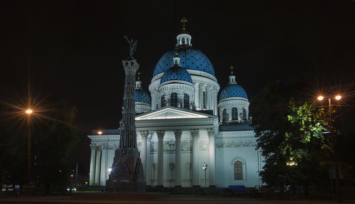 Собор Святой Живоначальной Троицы лейб-гвардии. - Владимир Питерский