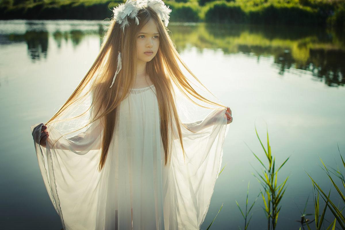 Принцесса Лебедь - Ольга Круковская
