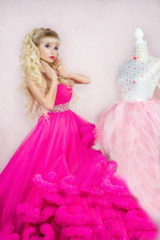 Татьяна Тузова певица актриса модель видеоблогер живая кукла Барби - Татьяна Тузова