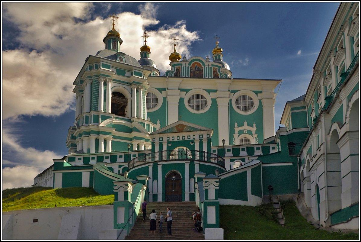 на Соборной Горе, Смоленск - Дмитрий Анцыферов