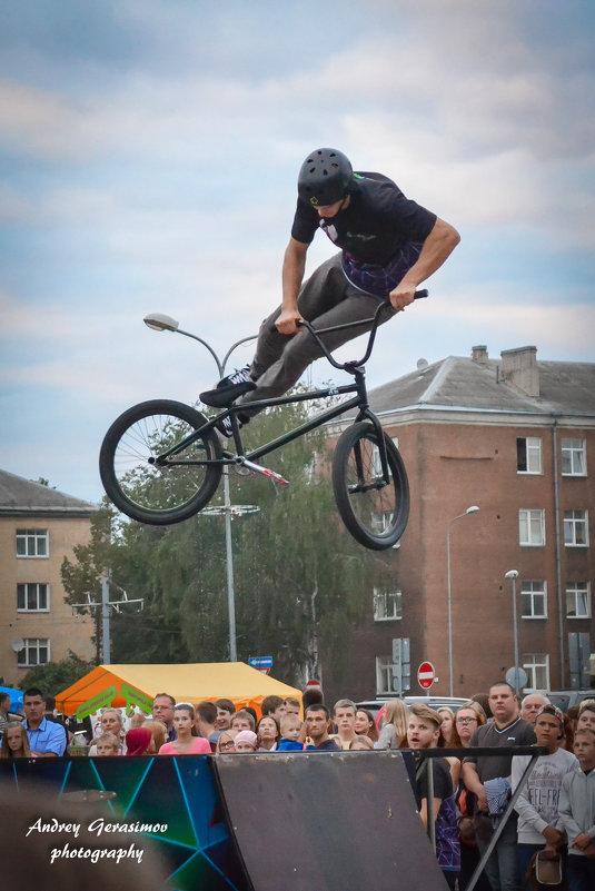 велоэкстремалы - Андрей Герасимов