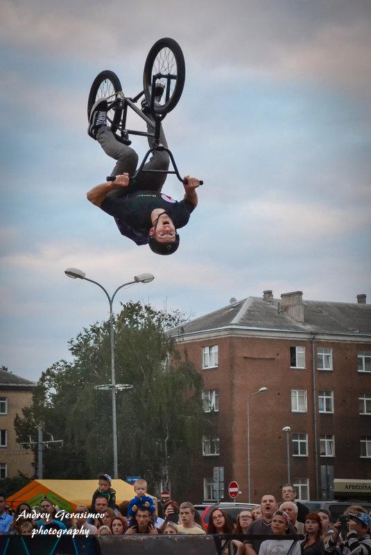 велоэкстрим - Андрей Герасимов